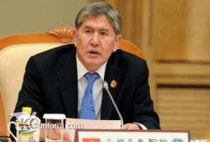 Алмазбек Атамбаев встретился с Президентом Татарстана